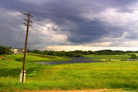 Meadows Of Latgale Via @Atisgailis