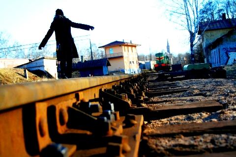 Railway Via @Atisgailis