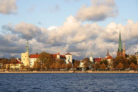 Oldtown Of Riga Via @Atisgailis