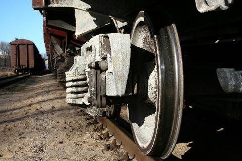 Train Wheel Via @Atisgailis