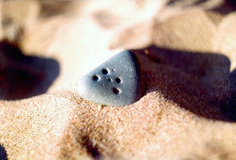 Rocak And Sand Via @Atisgailis