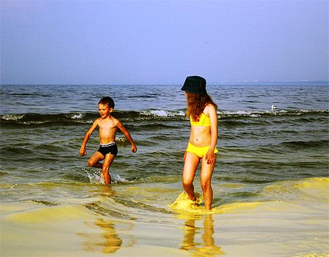 Yellow Sea Via @Atisgailis