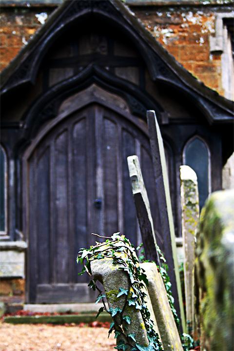 Gravestone Near Uppingham Church Via @Atisgailis