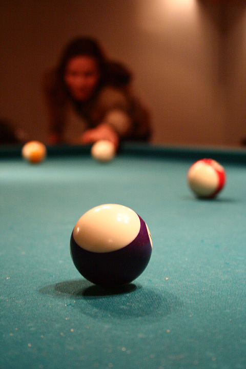 Playing Pool Via @Atisgailis