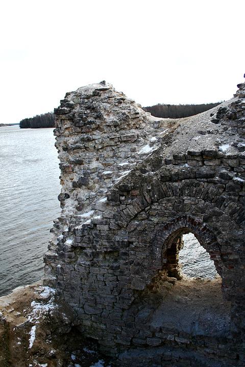 Ruins Of Koknese Castle Via @Atisgailis
