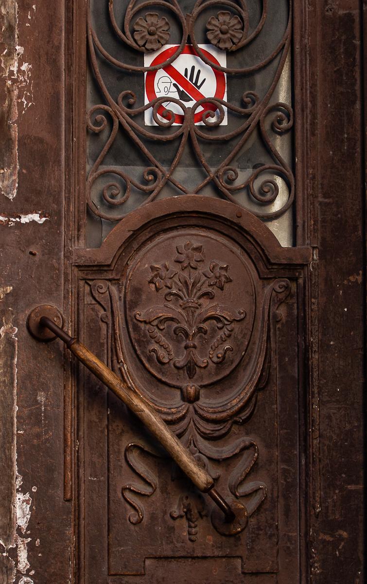 Doors Not To Enter Via @Atisgailis
