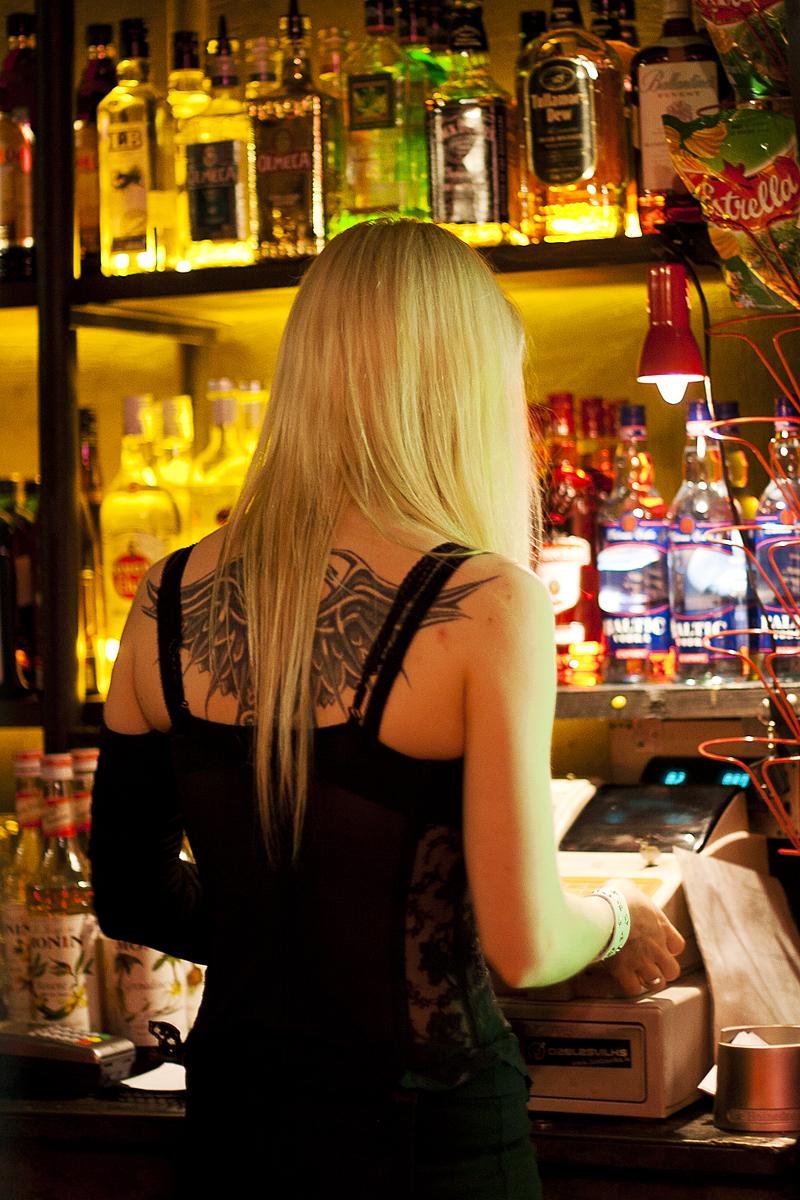 Angel Of The Bar Via @Atisgailis