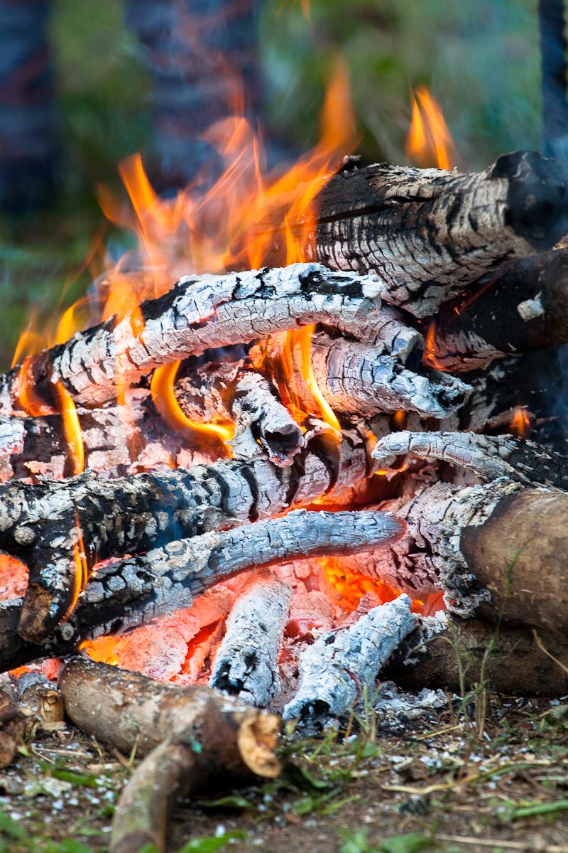 Camp Fire Via @Atisgailis
