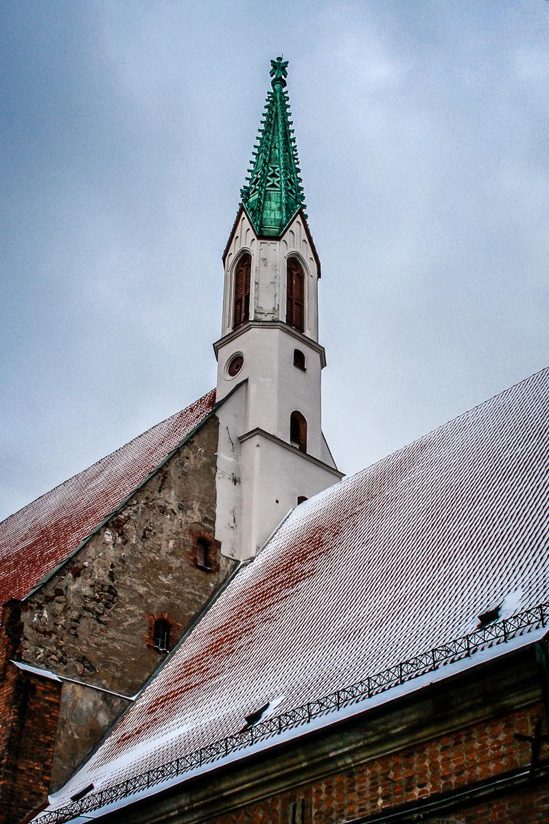 Church Tower Via @Atisgailis