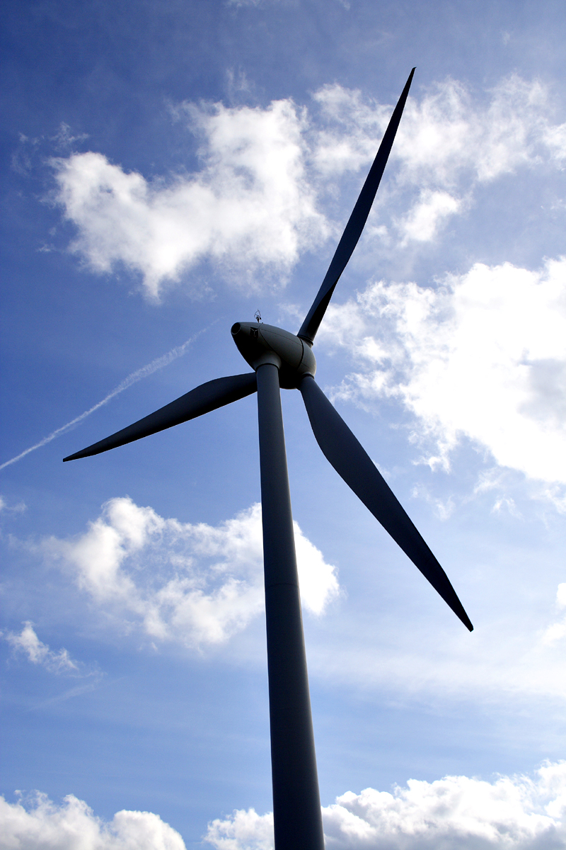 Contemporary Windmill Via @Atisgailis