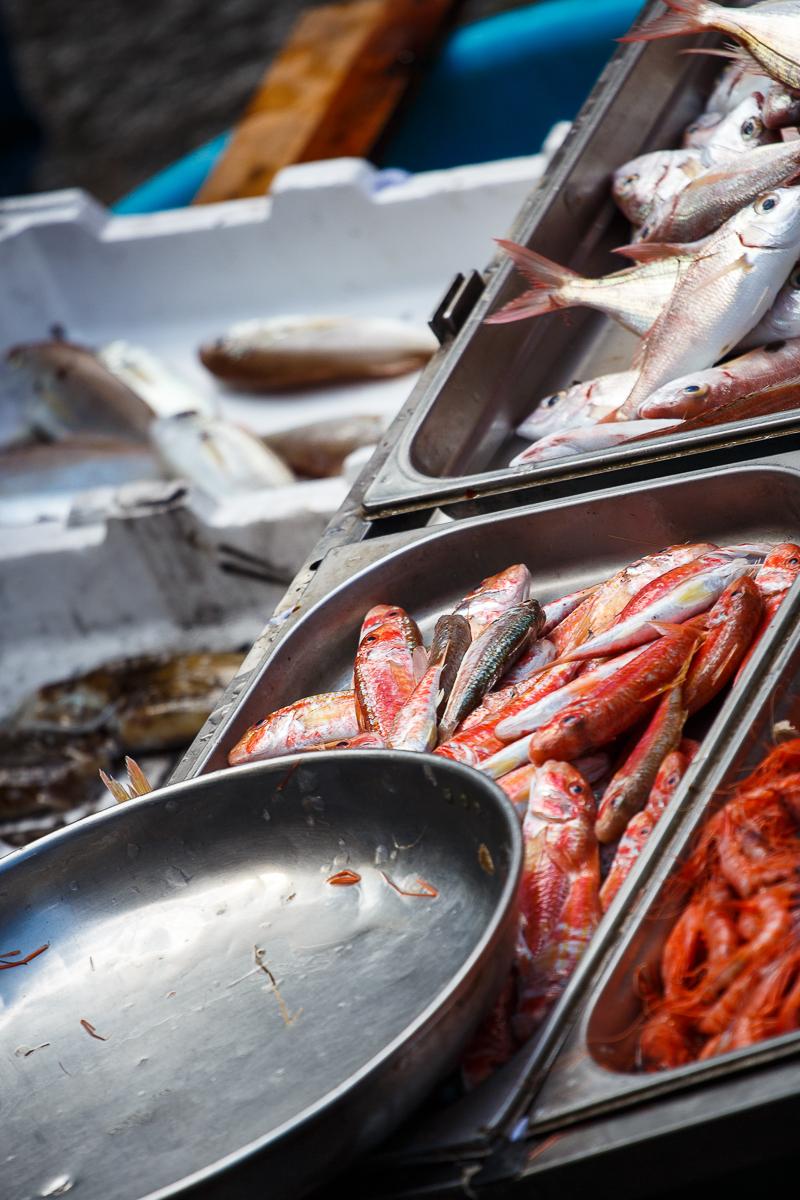The Catania Fish Market Via @Atisgailis