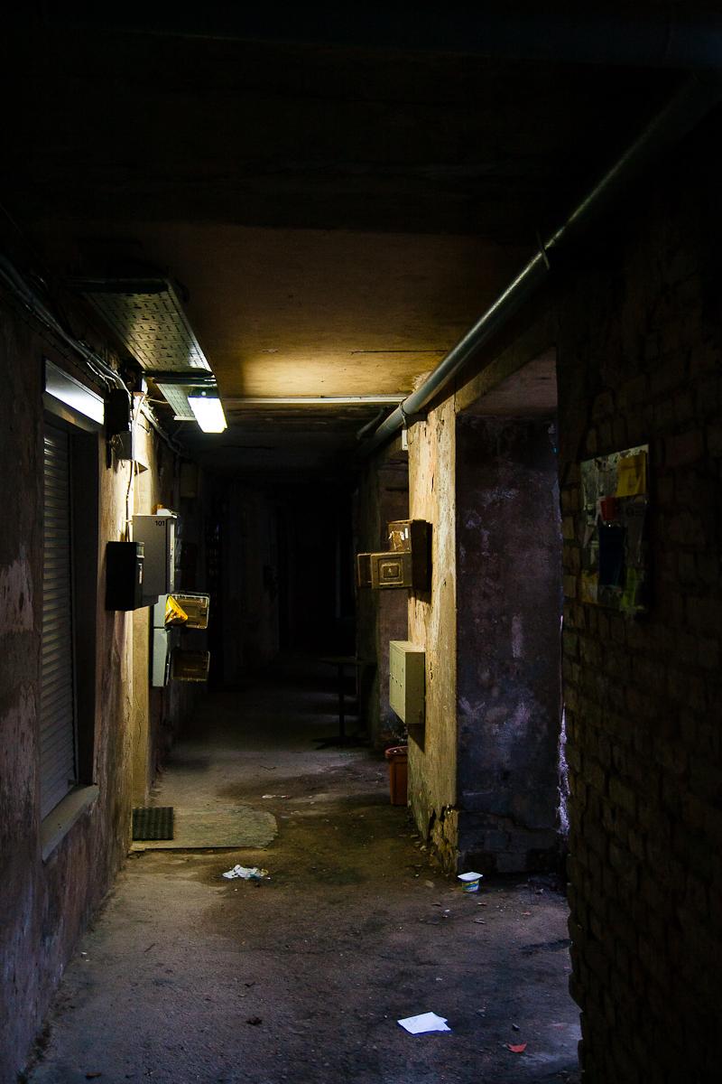 Hallway Via @Atisgailis
