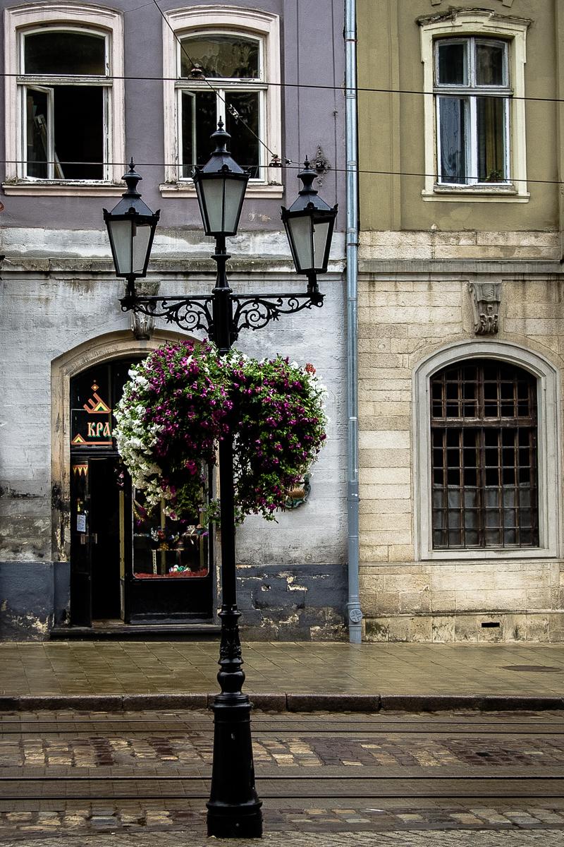 Lantern In Lviv Via @Atisgailis