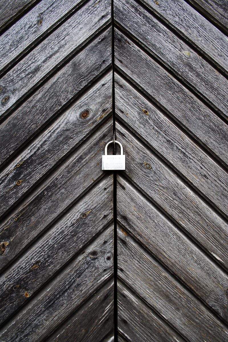 Locked Doors Via @Atisgailis