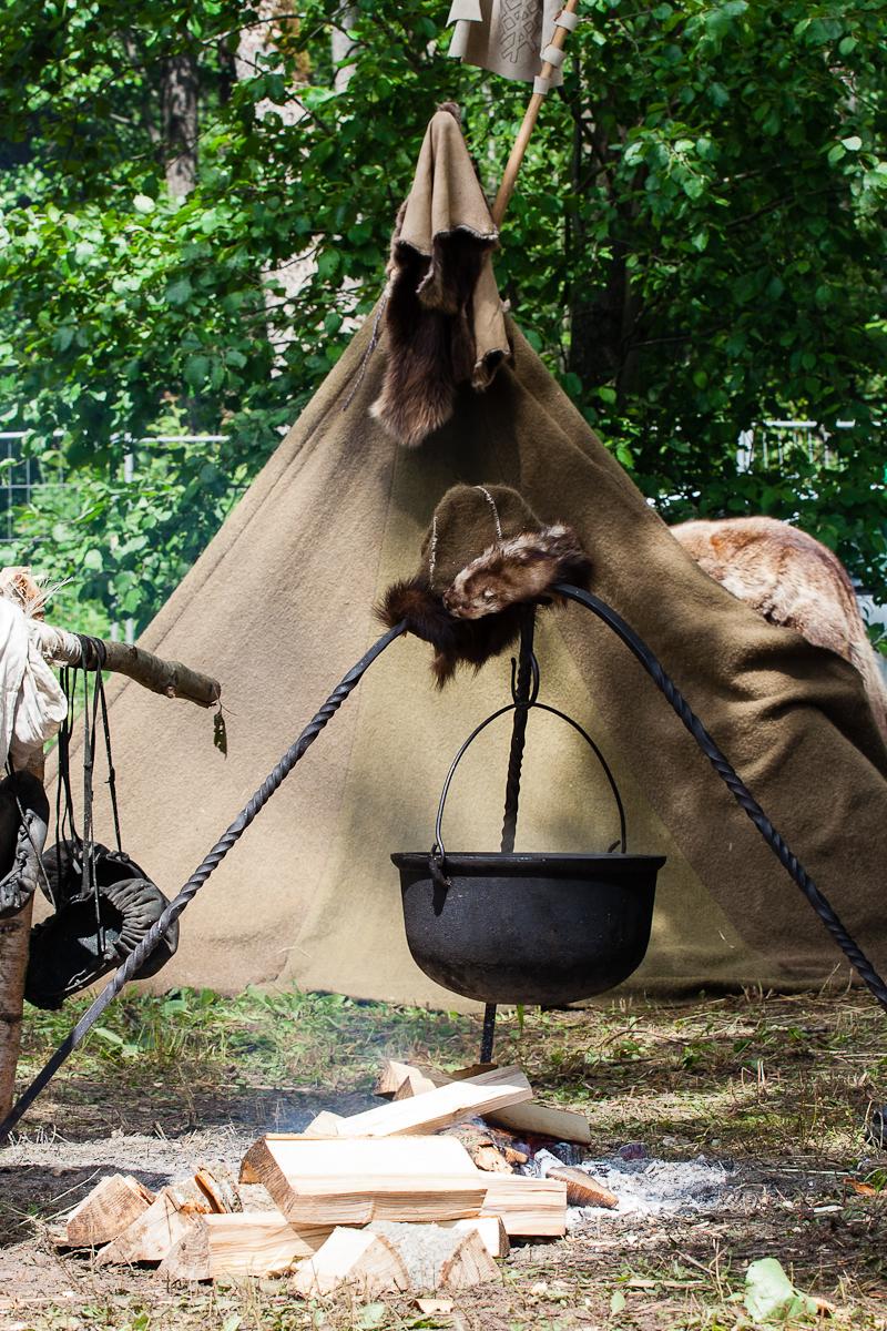 Medieval Camp Via @Atisgailis