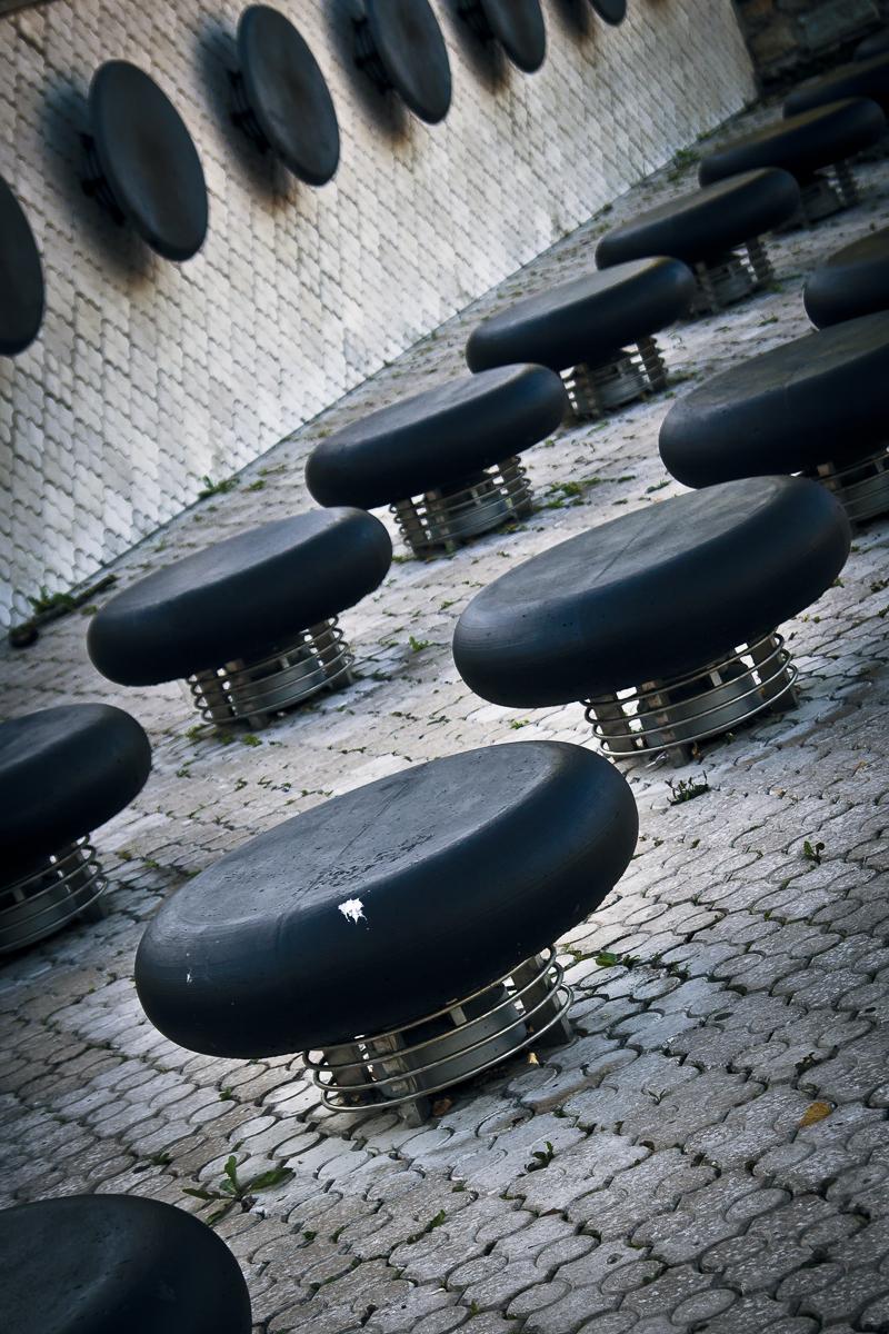 Iron Seats Via @Atisgailis