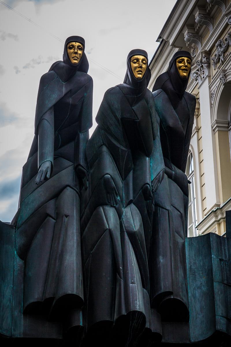Three Iron Ladies Via @Atisgailis