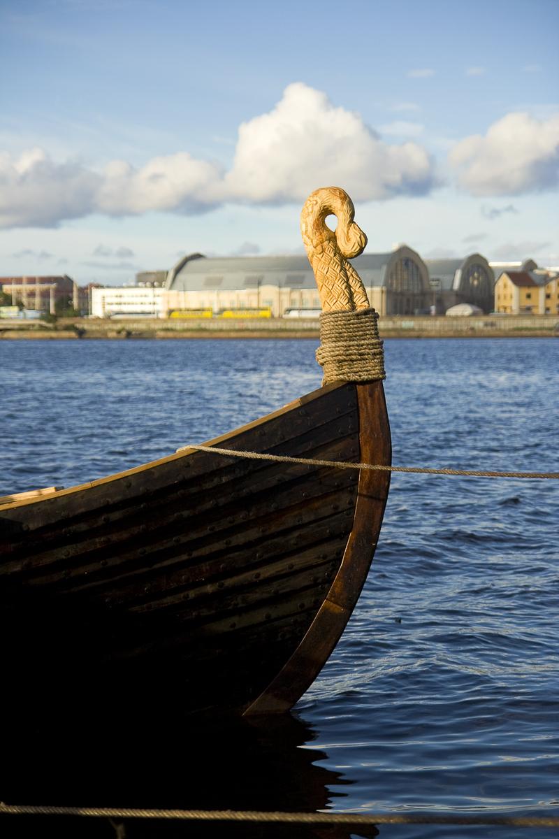 Viking Boat Via @Atisgailis