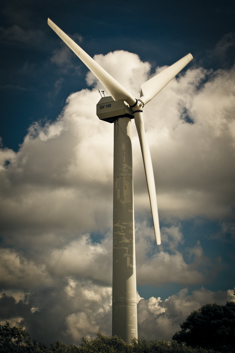 Wind Turbine Via @Atisgailis