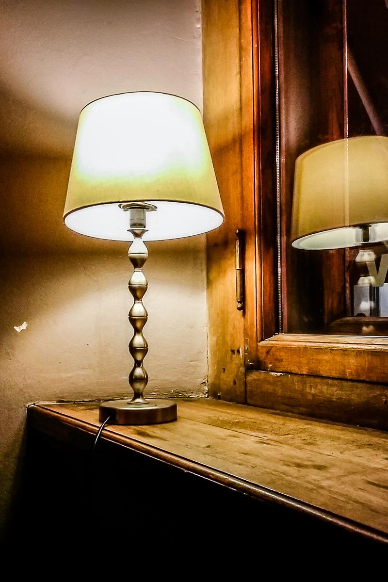 Yellow Lamp Via @Atisgailis