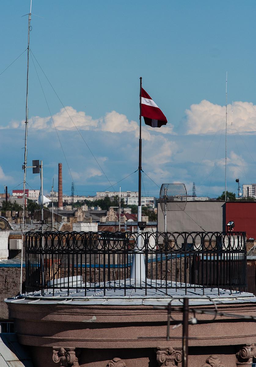 Flag Via @Atisgailis